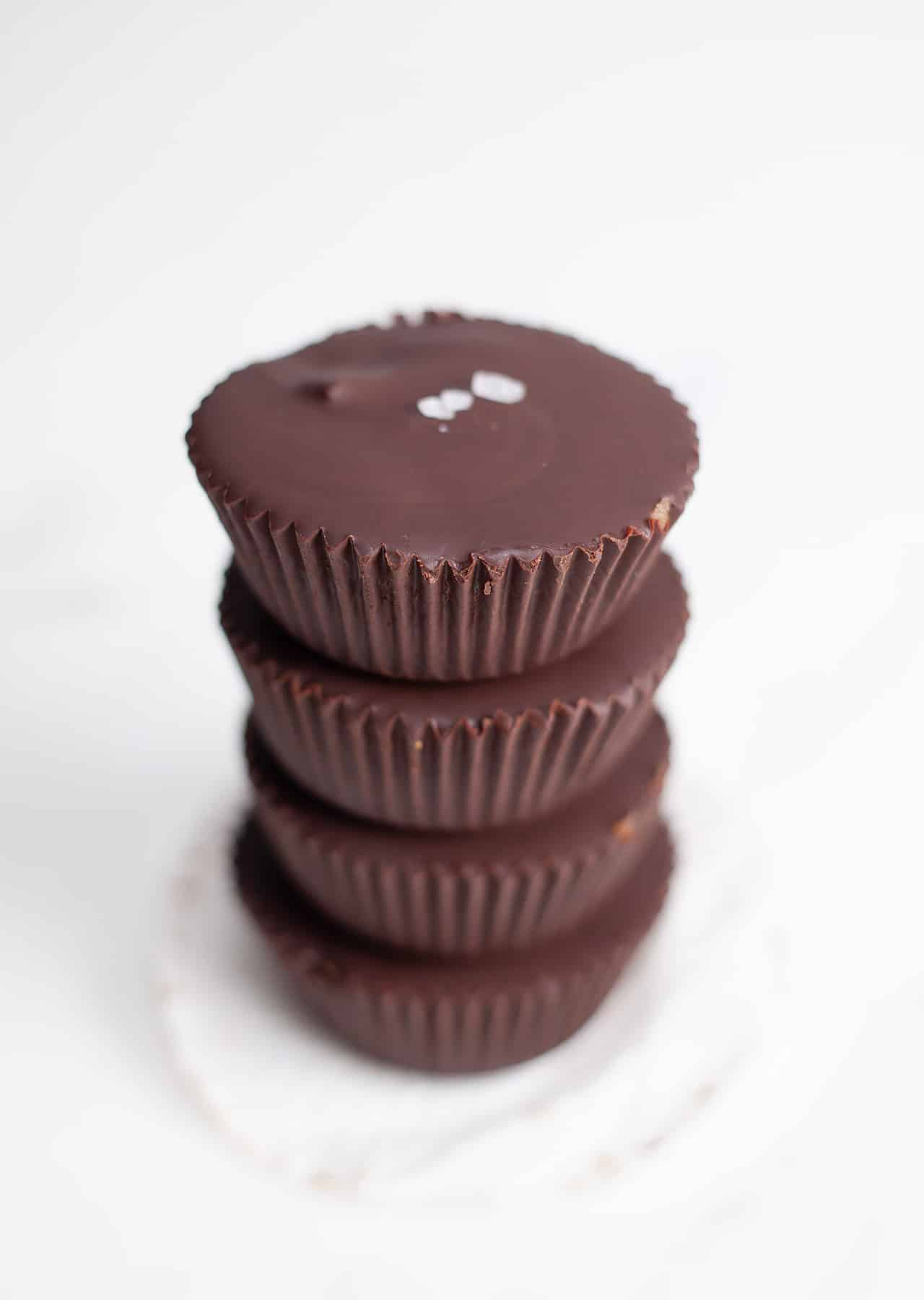 Salted Almond Butter Cups