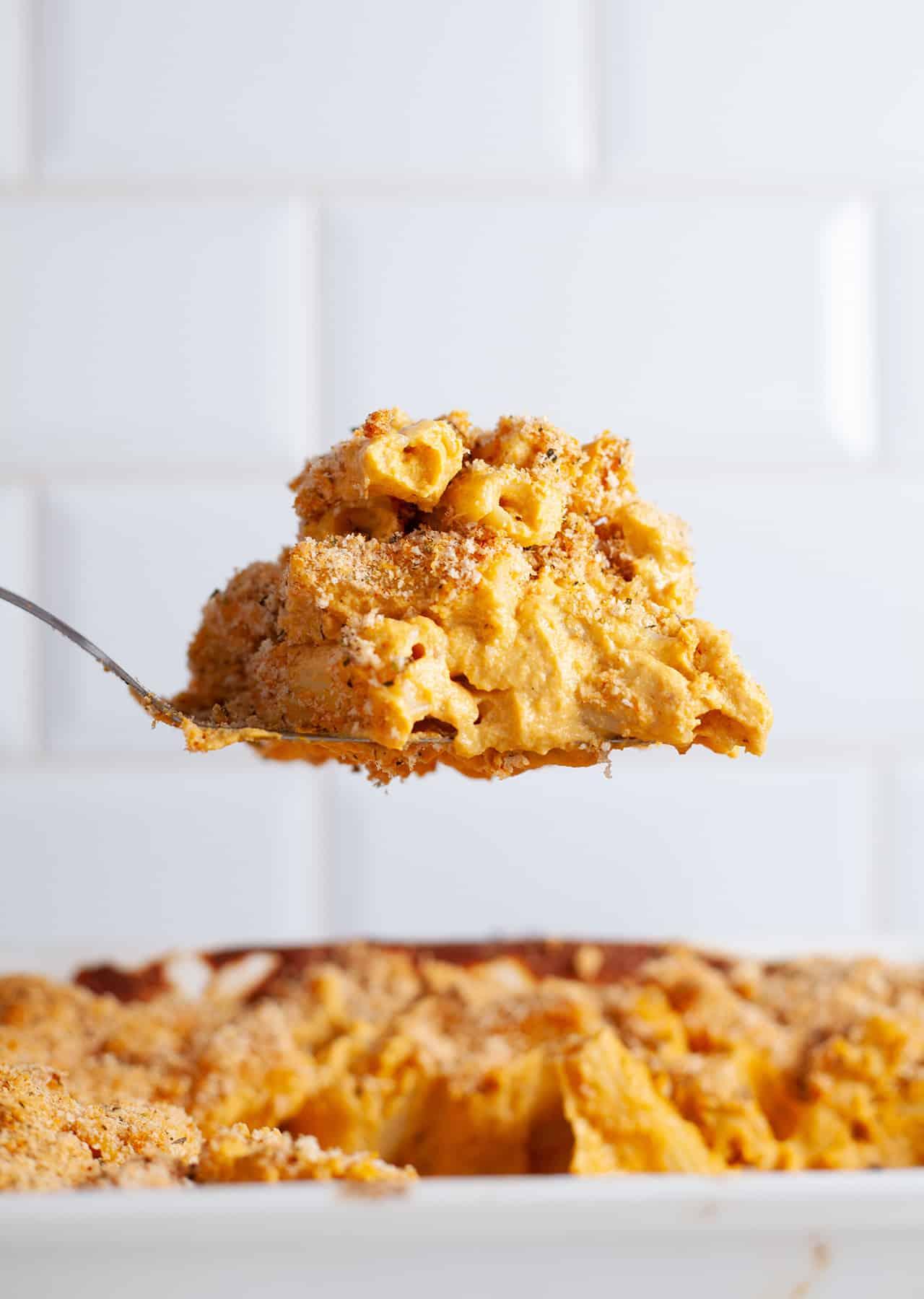 Creamy Vegan Mac 'N' Cheese