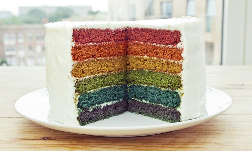 rainbow cake free - photo #12