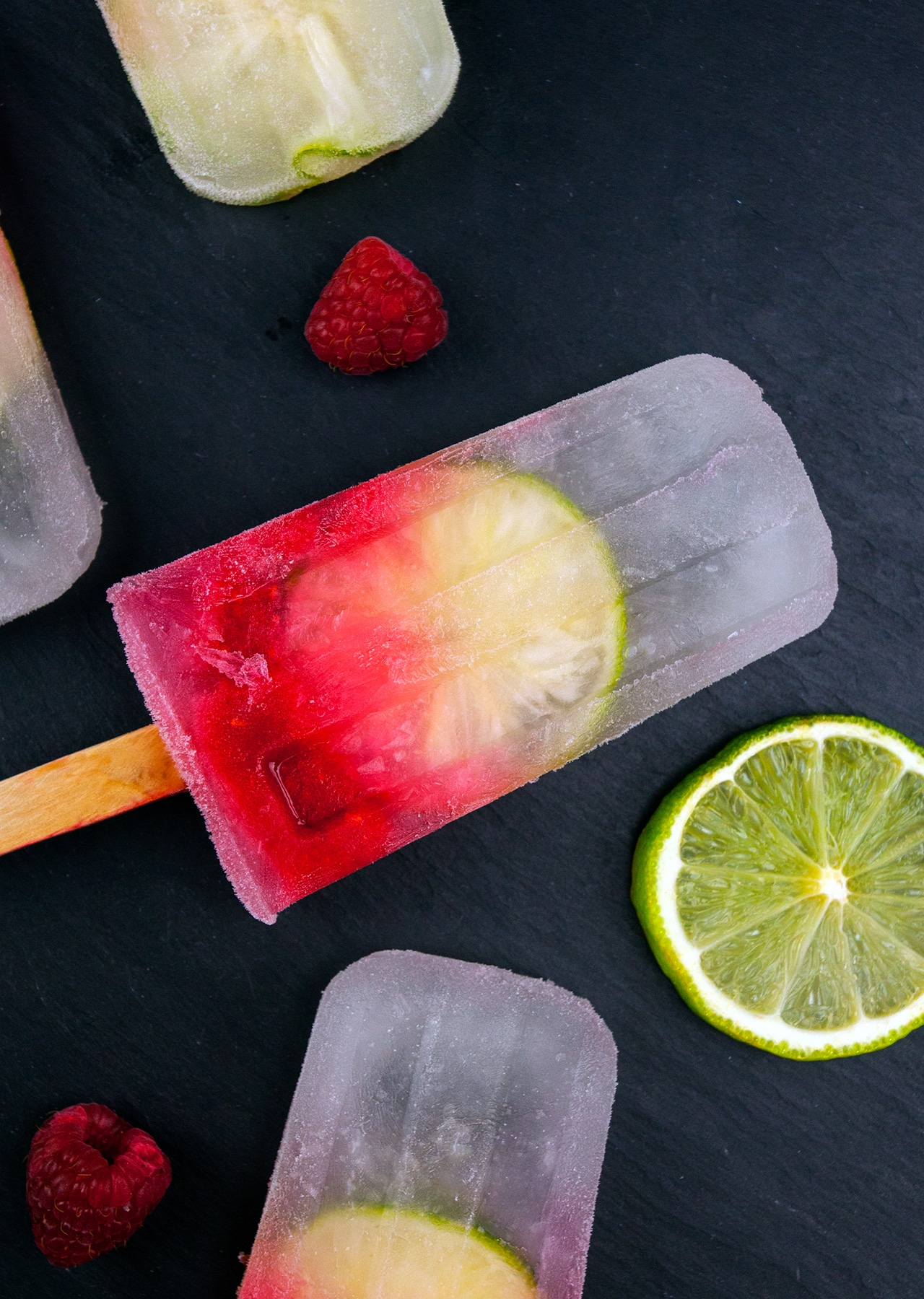 Margarita Ice Lollies