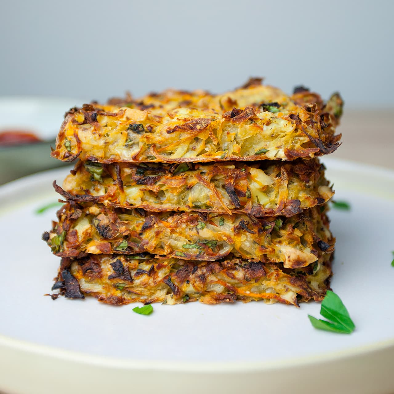 Cheezy Hash Browns