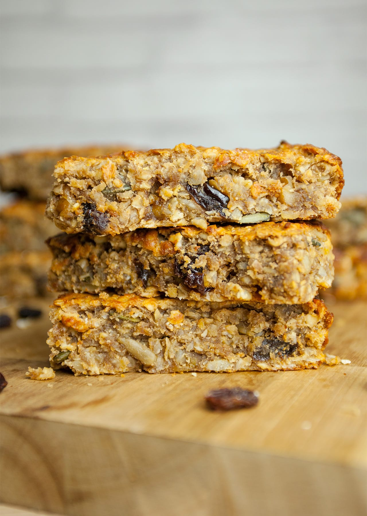 Homemade Protein Flapjacks