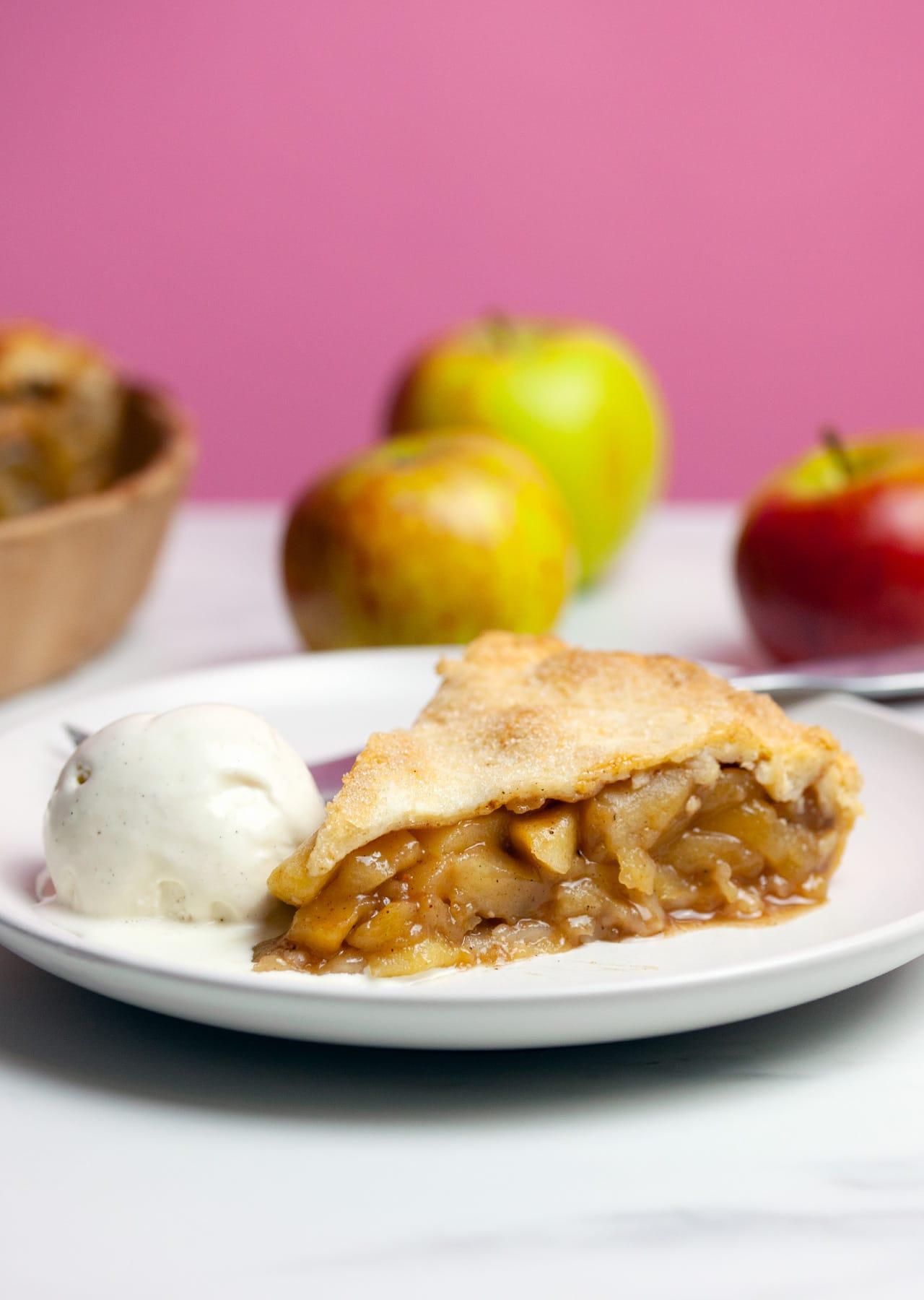 Humble Apple Pie So Vegan