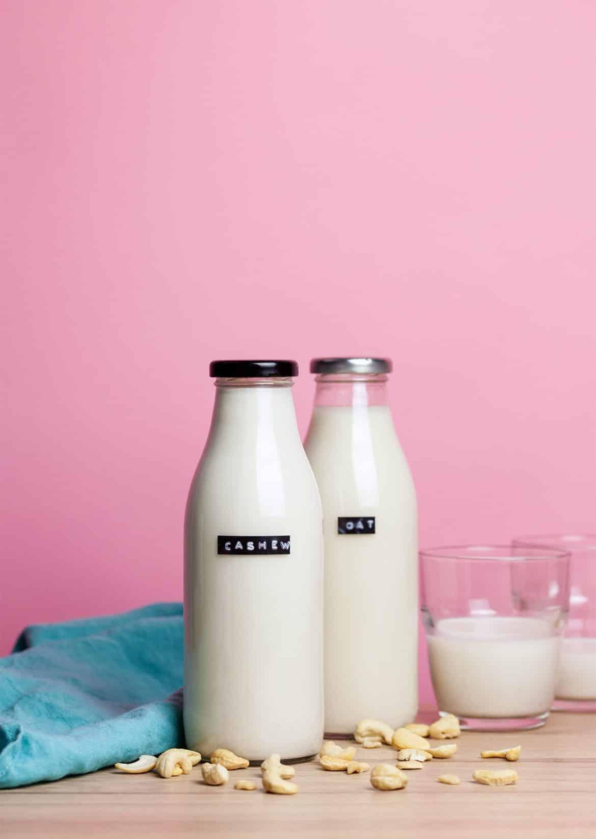 Homemade Plant Milks