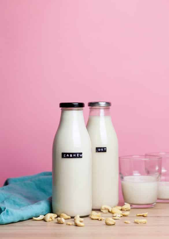 Homemade Plant Milks