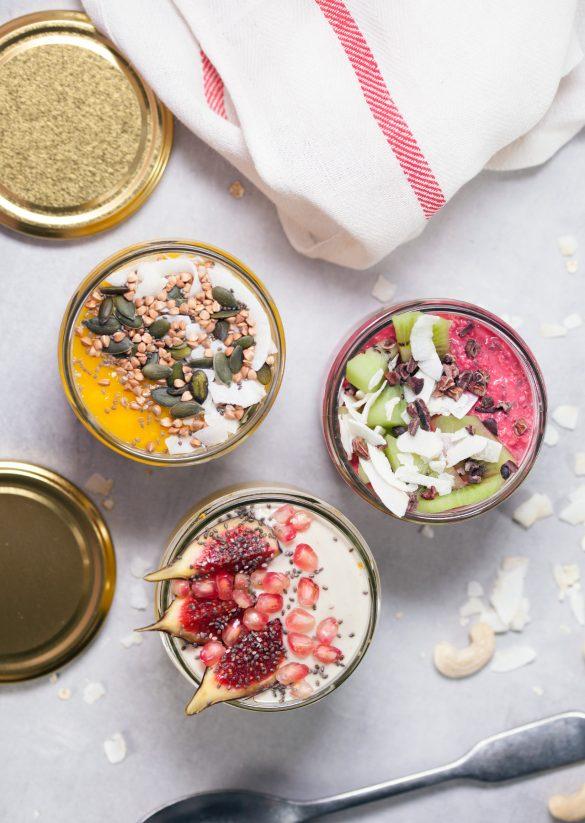 Bexfast Breakfast Pots