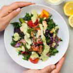 Roast Vegetables Power Salad
