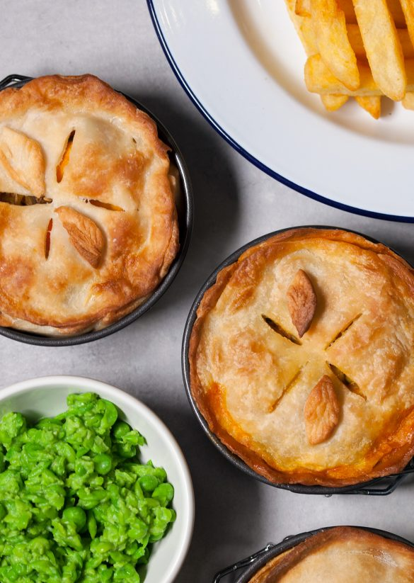 Veggie Curry Pies