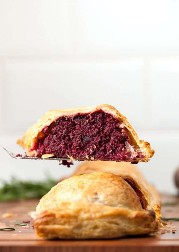 Vegan Beetroot Wellington