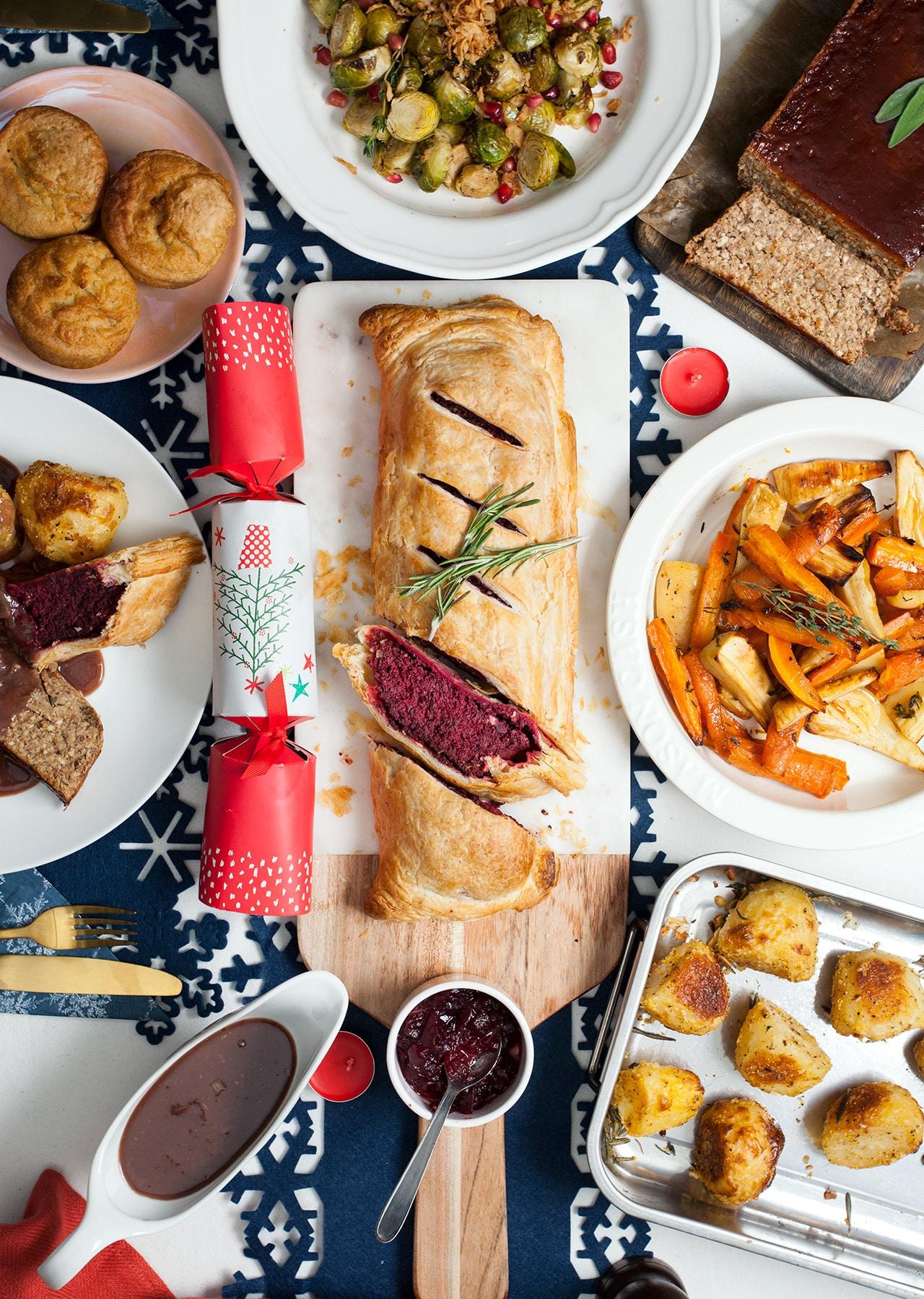 So Vegan's Easy Christmas Dinner - So Vegan