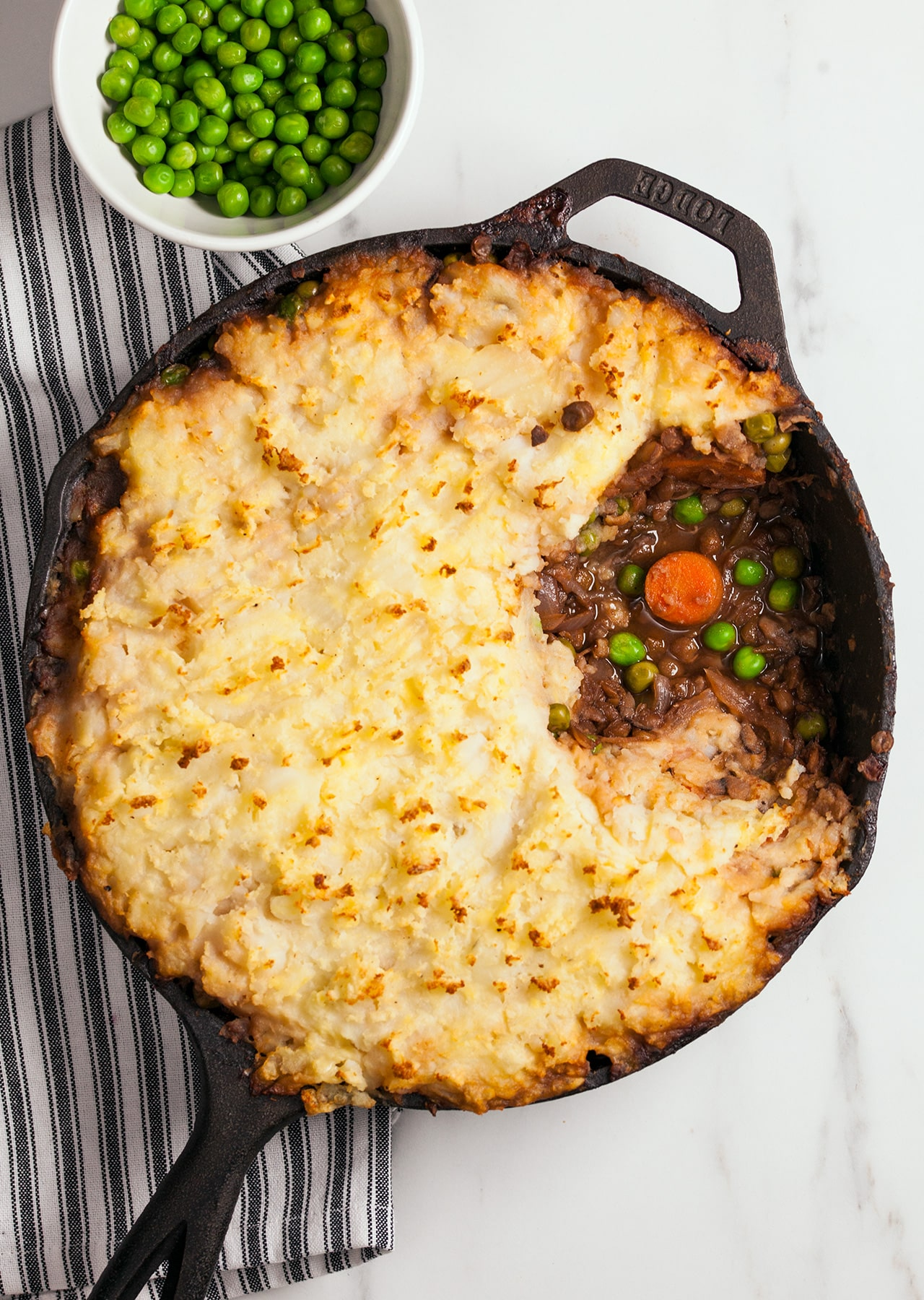 Easy Shepherd S Pie So Vegan