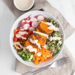 Sweet Potato Goodness Bowl