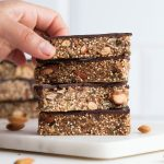 Vegan Quinoa Energy Bars
