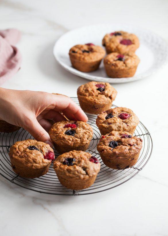 One-Bowl Breakfast Muffins