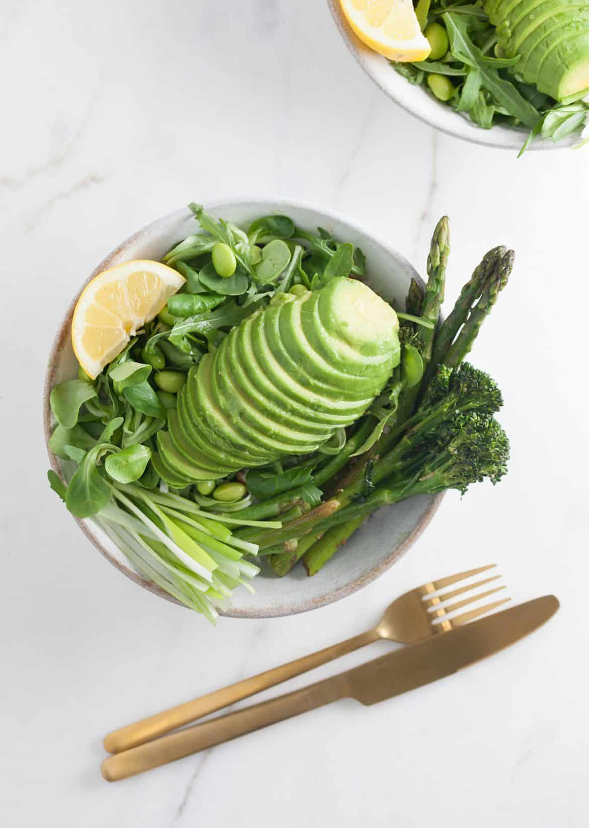 Green Goodness Bowl