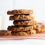 Vegan Quinoa Chocolate Chip Cookies