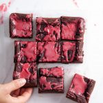 Vegan Gooey Beetroot Brownies
