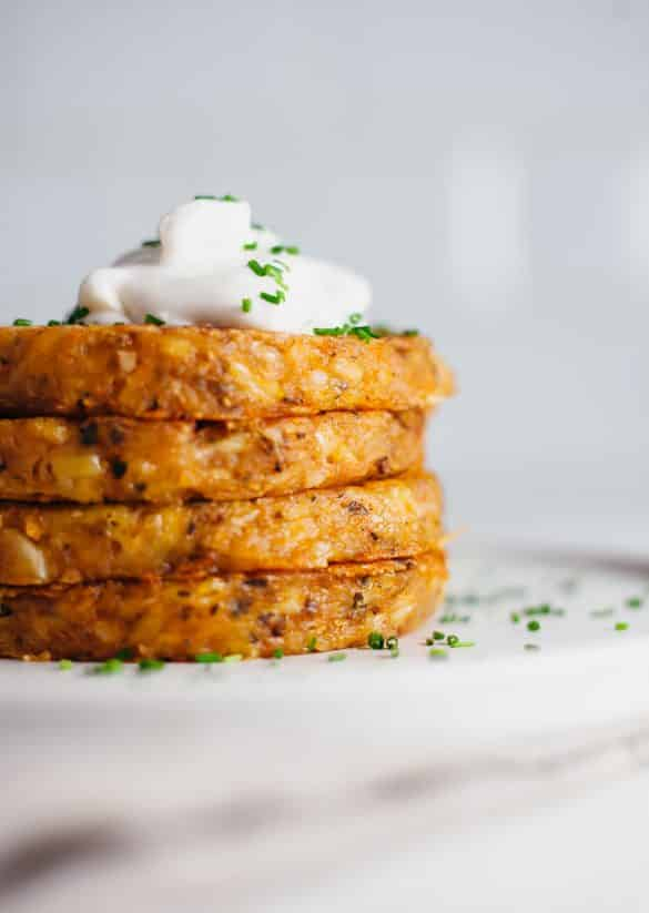 Vegan Hash Brown Recipe