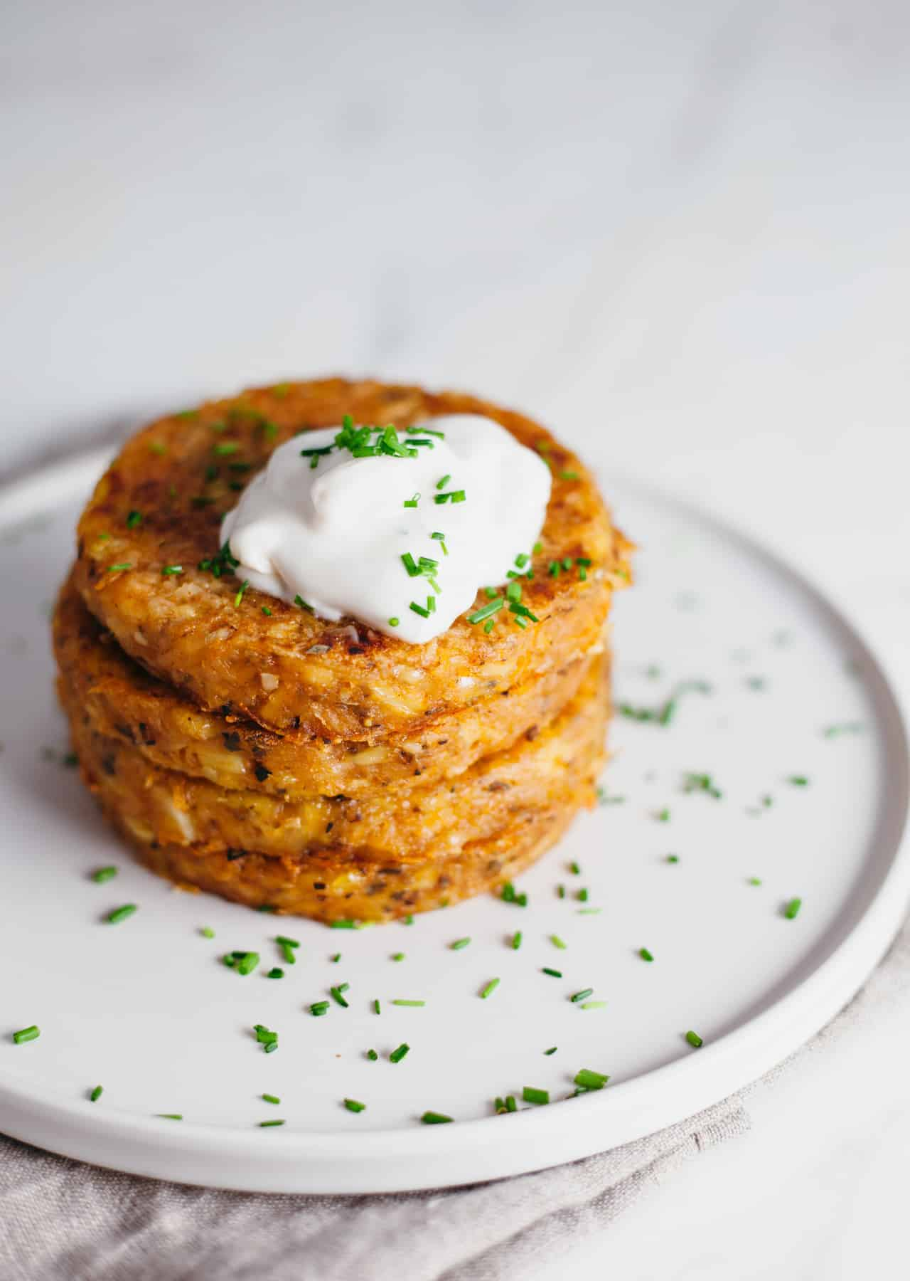 Vegan Hash Brown Recipe