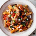 Vegan One-Pot Pasta Alla Norma Recipe