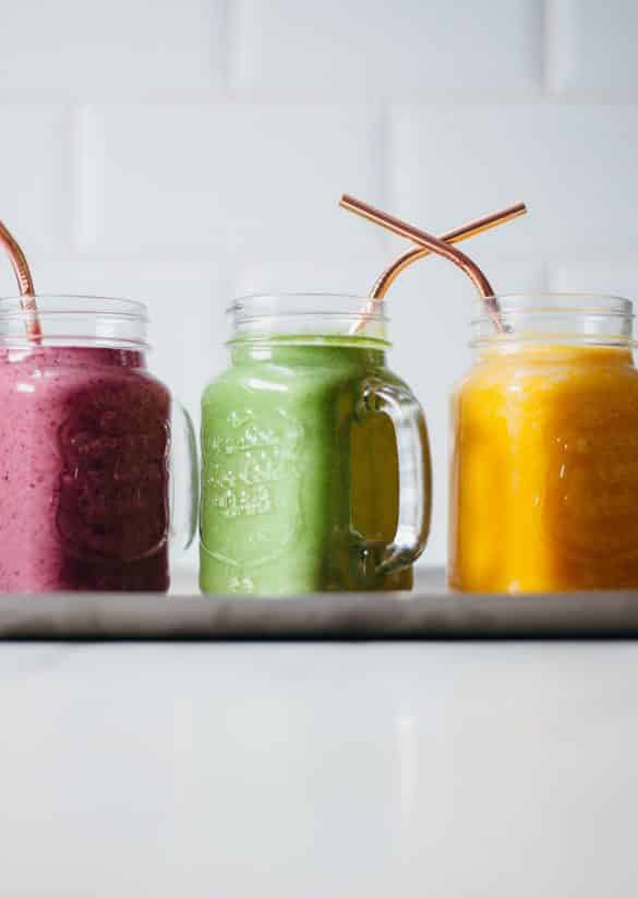 Vegan Immune Boosting Smoothies Recipe