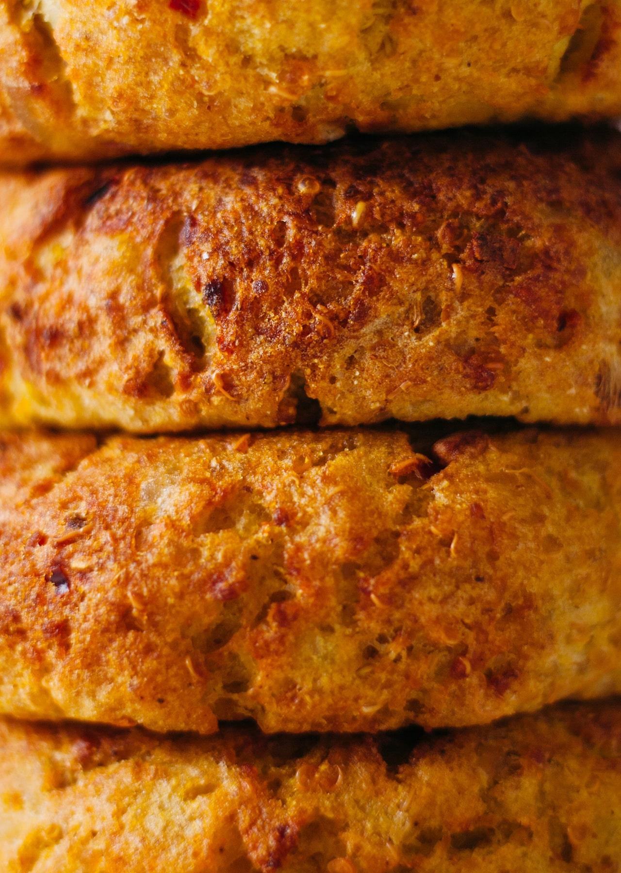 Vegan Curry Potato & Quinoa Cakes Recipe