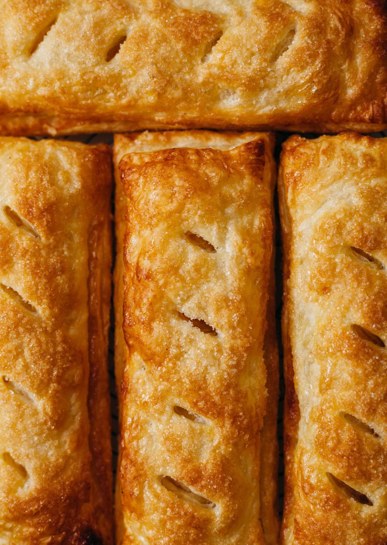 Vegan Homemade McDonald's Apple Pies Recipe