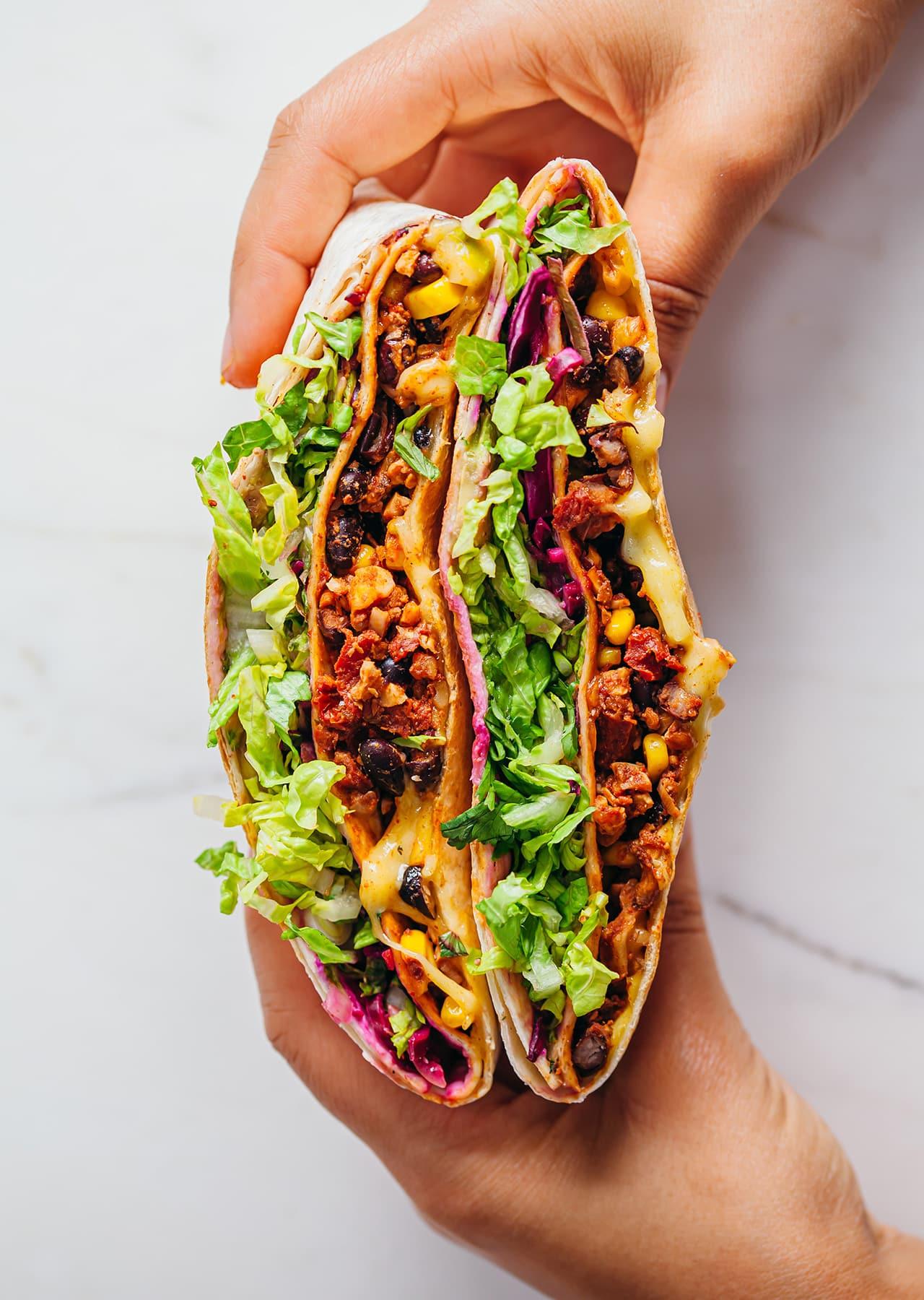 Vegan Crunchwrap Supreme Recipe
