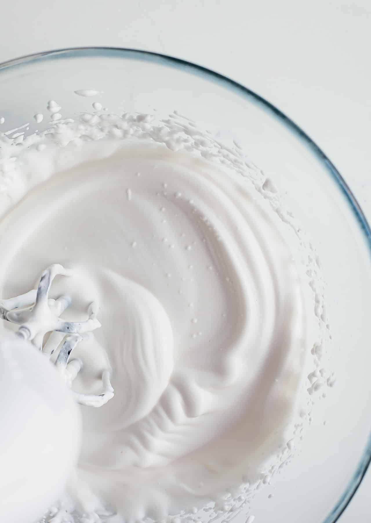 How To Make Vegan Aquafaba Whipped Cream Recipe