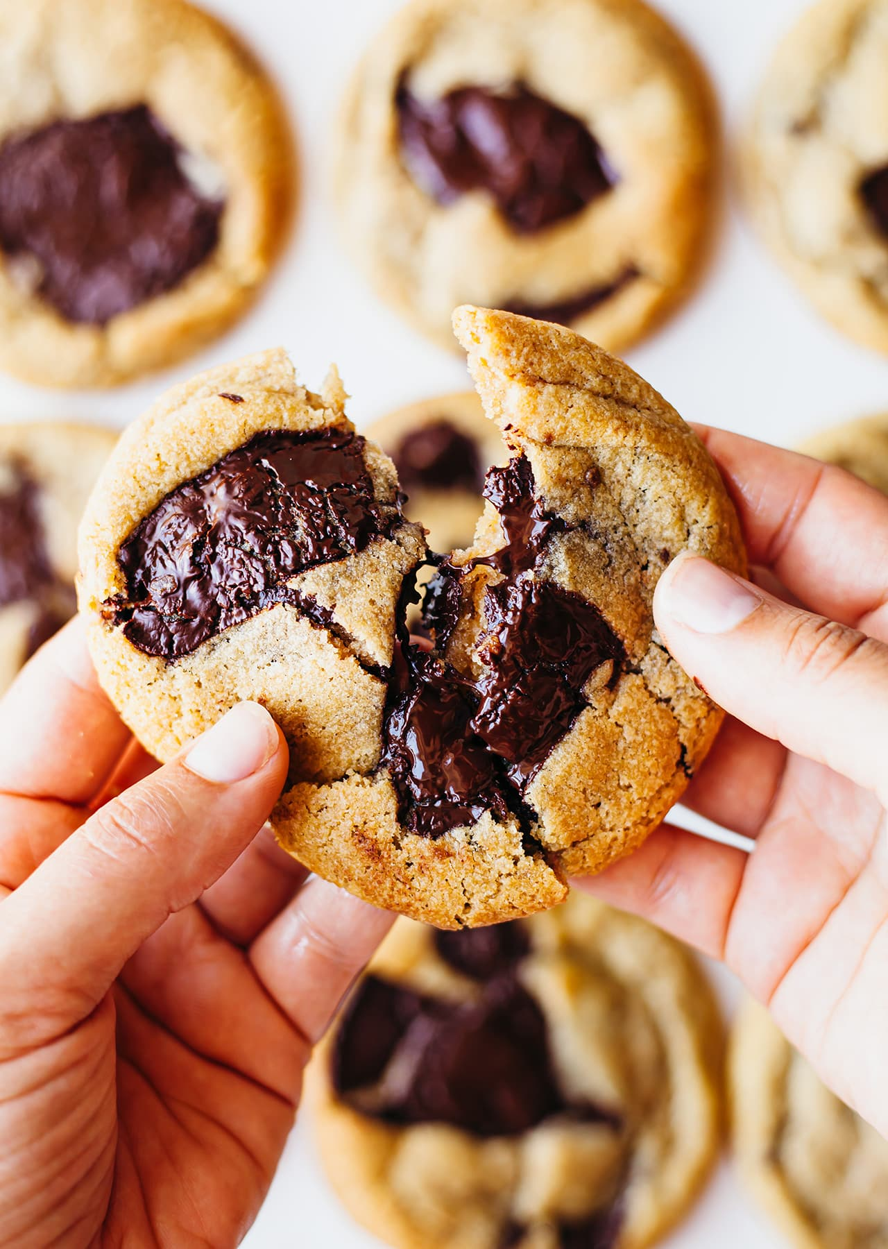 Chocolate Chunk Cookies Vegan Recipe