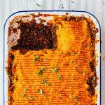 Vegan Curry Pie Lentil Dhal Sweet Potato Recipe