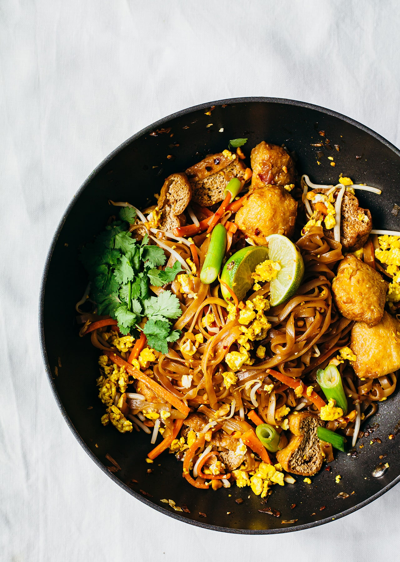 How To Make Vegan Pad Thai So Vegan
