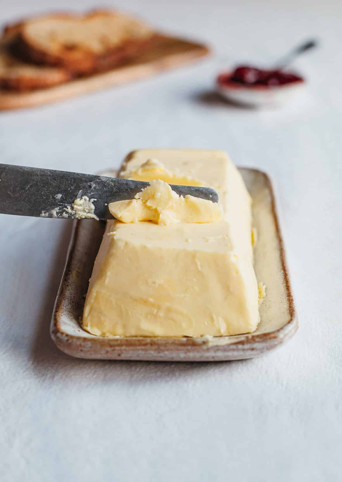 How To Make Vegan Butter Recipe