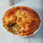 Vegan Turkey Christmas Pie Recipe