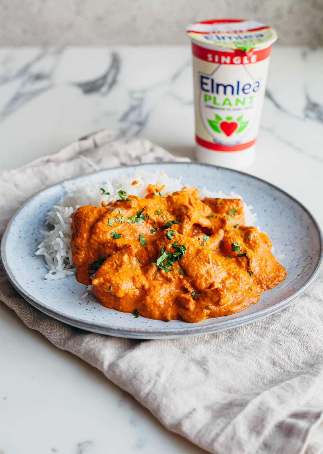 Vegan Butter Chicken Curry Recipe