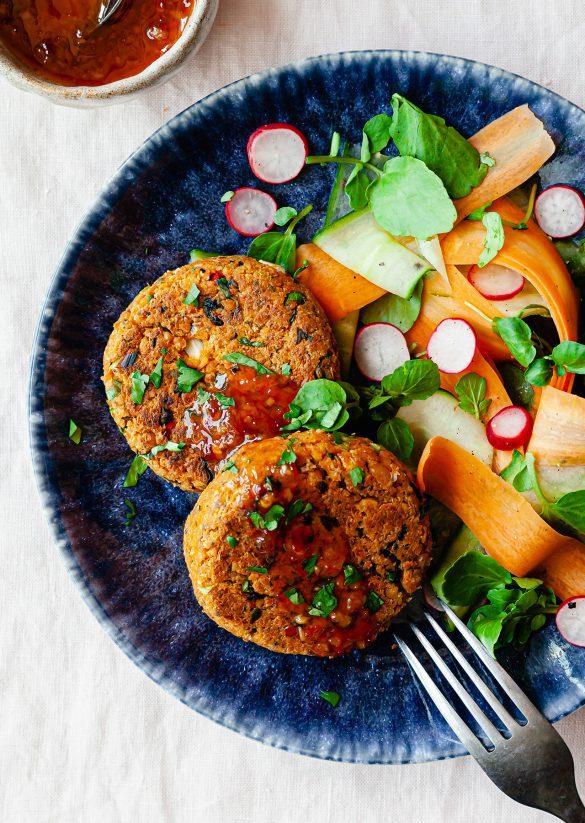 Vegan Thai Fishcakes Recipe