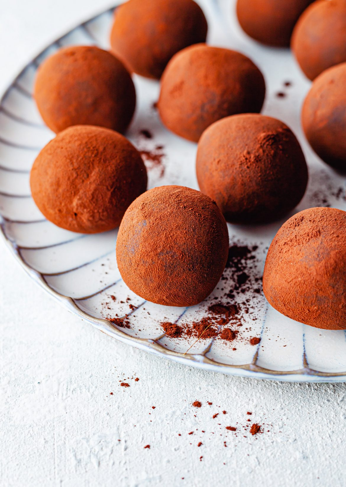 Vegan Rum Chocolate Truffles Recipe