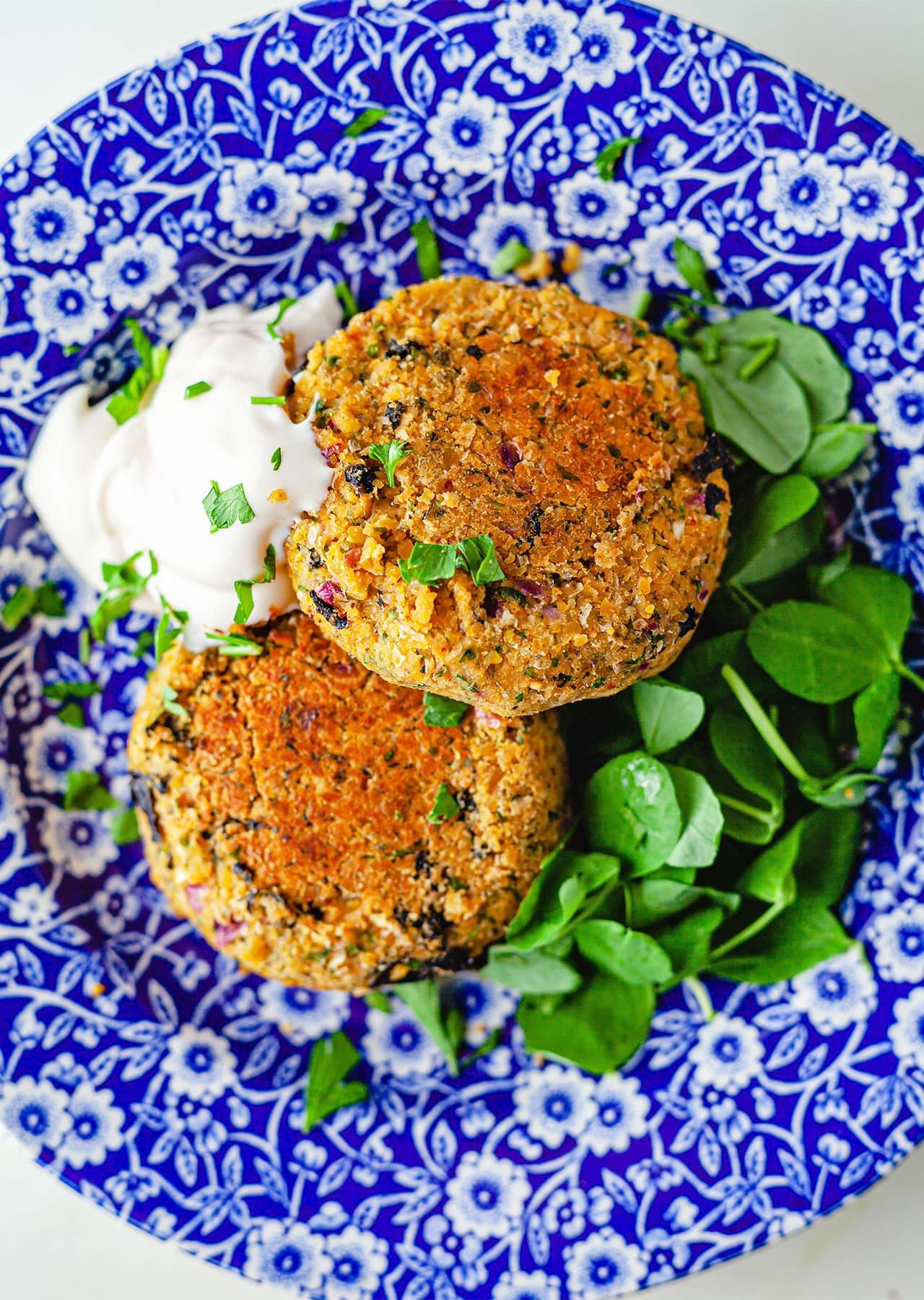 Vegan Fishcakes Recipe