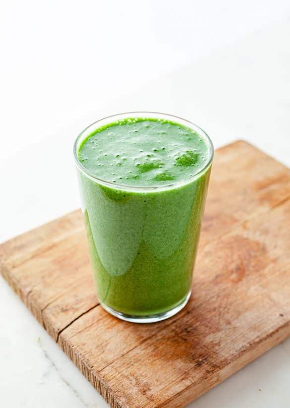 Vegan Super Green Smoothie Recipe