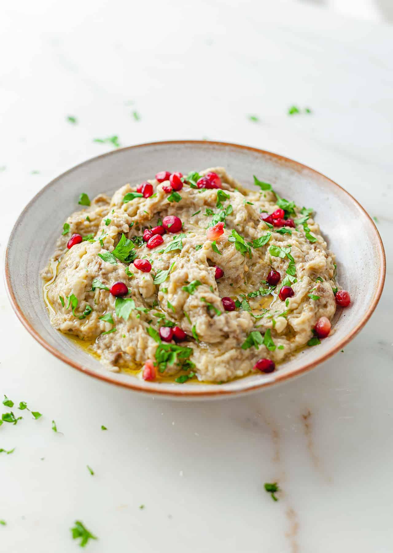 Vegan Baba Ganoush Recipe