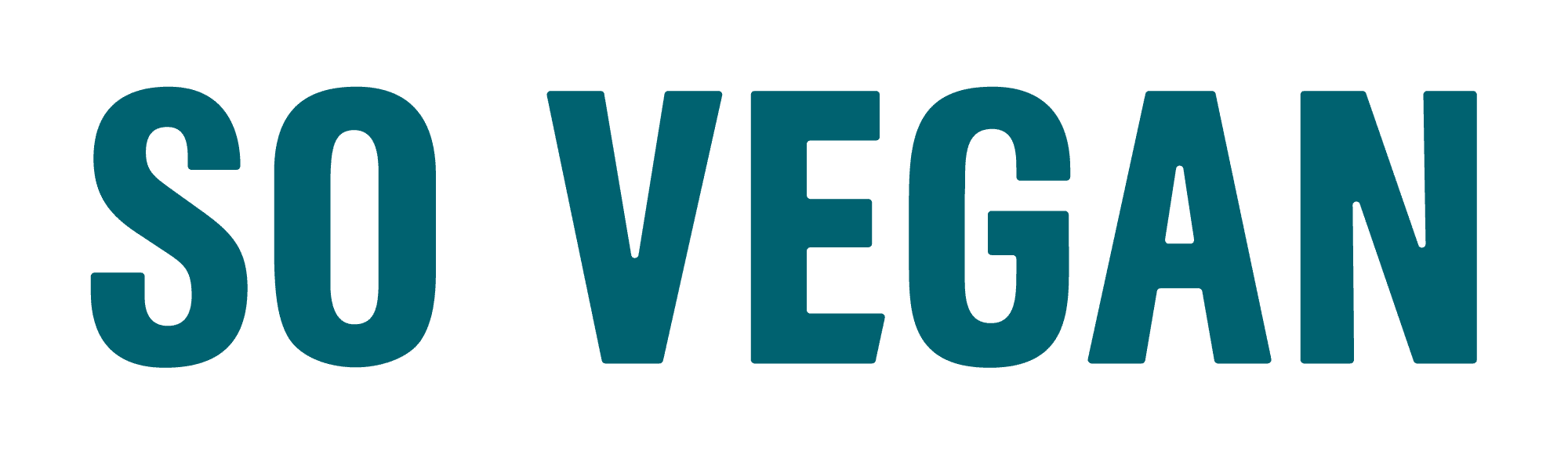 So Vegan