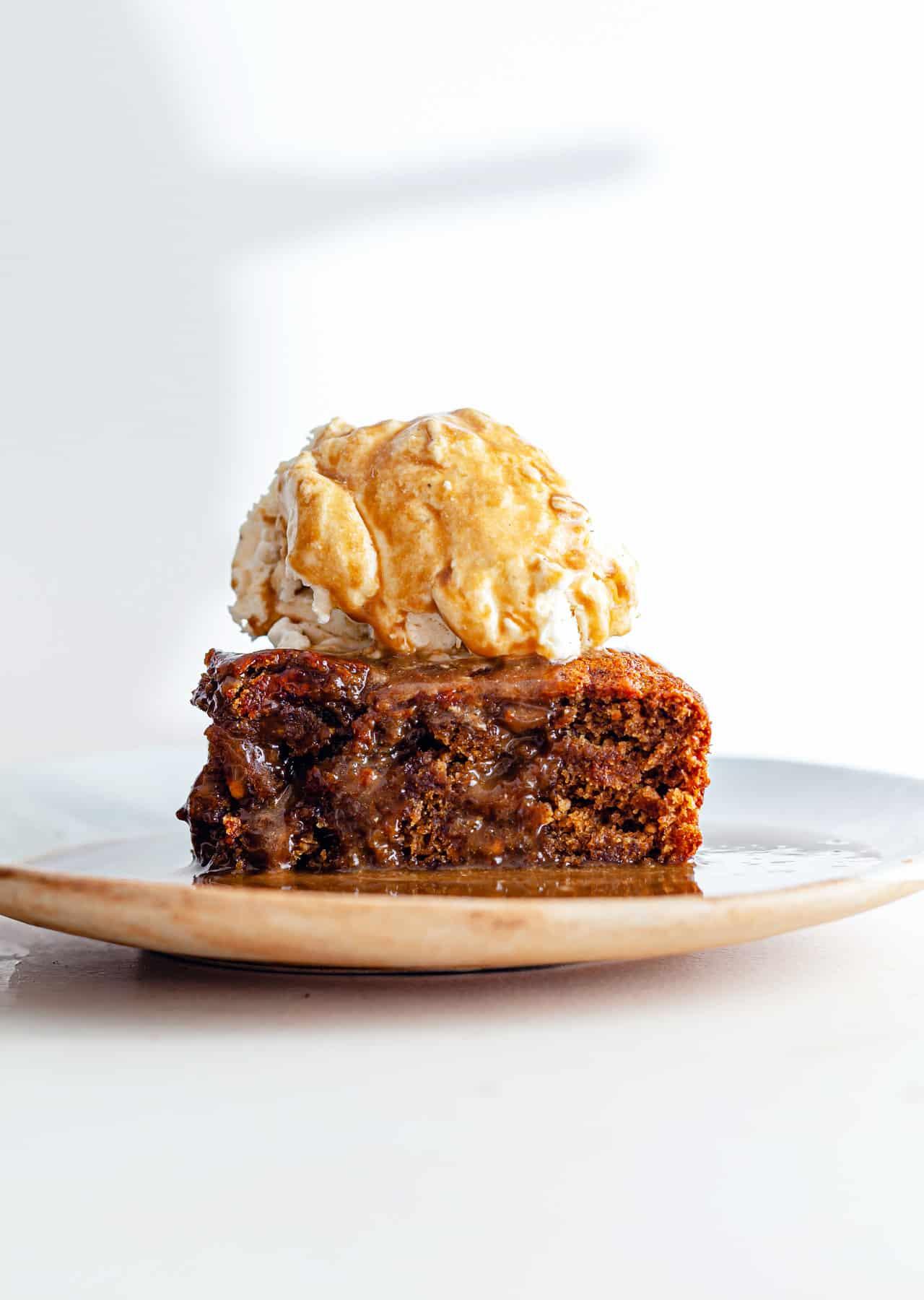 Vegan Ultimate Sticky Toffee Pudding Recipe